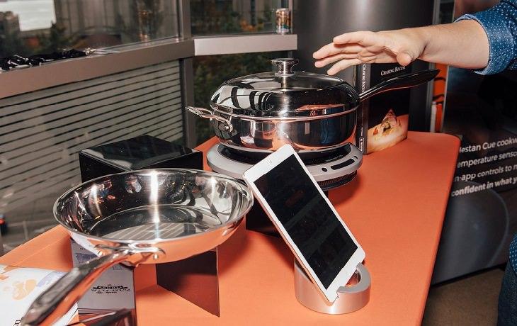 מטבח עתידני: ערכת הבישול Hestan Cue