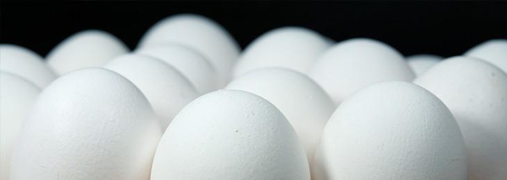 תרופות סבתא להעלמת סימני מתיחה: ביצים
