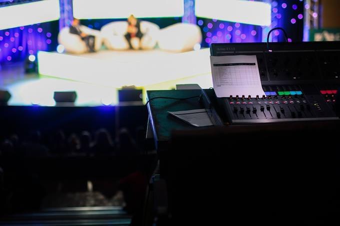 איזה ריאליטי מתאים לך: מצלמות מתעדות אולפן טלוויזיה