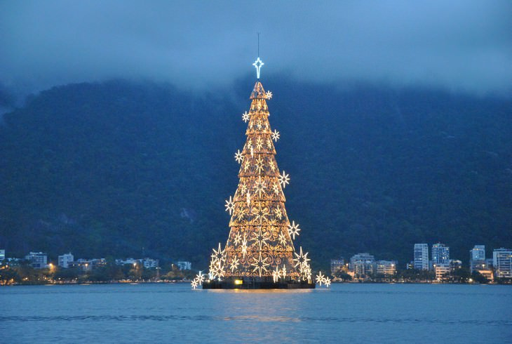 Special christmas trees from around the world: