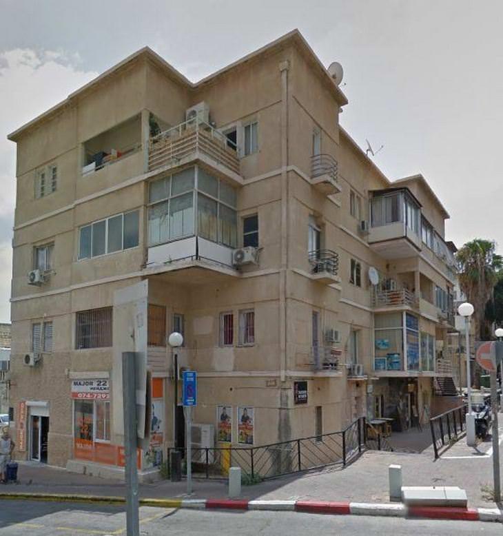 מבנים היסטוריים בישראל: בניין נורדאו 27 חיפה