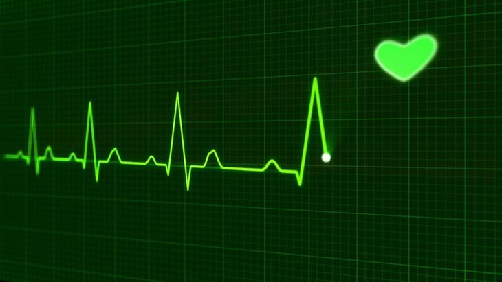 תסמינים של אלרגיות למזון: א.ק.ג לב