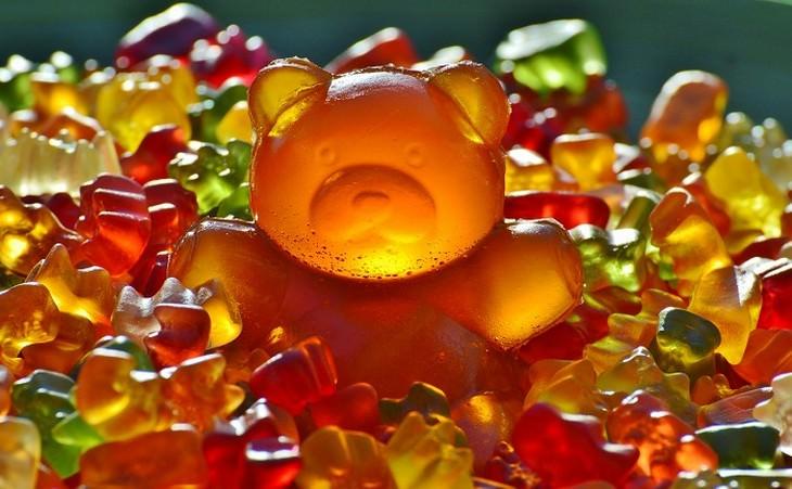 חיזוק מערכת חיסונית אצל ילדים: סוכריות גומי בצורת דובונים