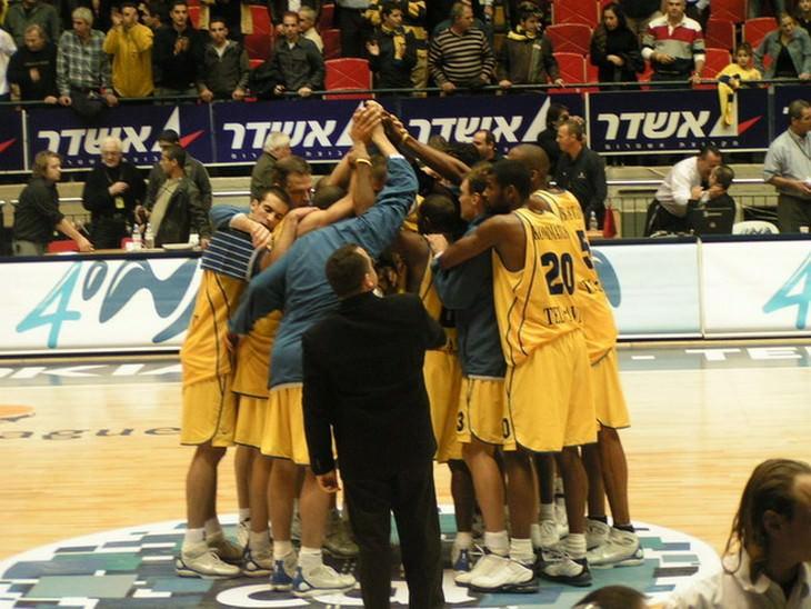 ניסים שקרו בישראל: נבחרת מכבי לכדורסל