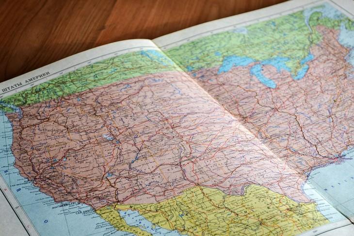 מפה מאוירת