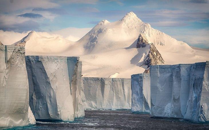 קרחון מושלג
