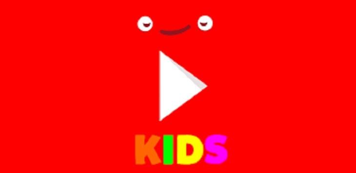 לוגו של אפליקציית יוטיוב לילדים לאנדרואיד