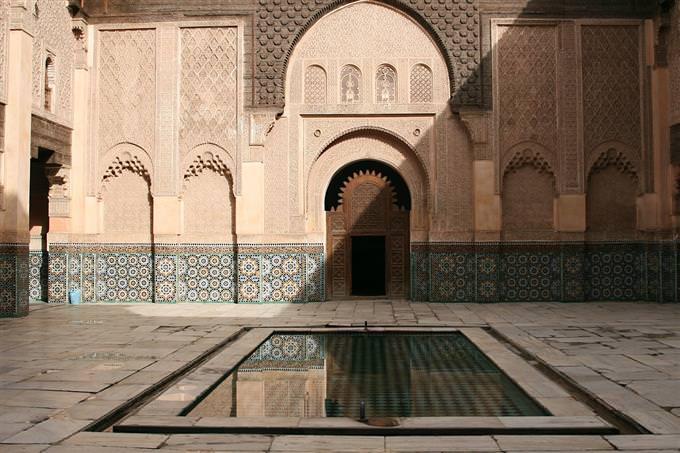 אתר תיירות במרוקו