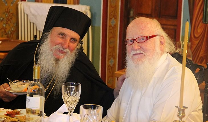 כומר ורבי