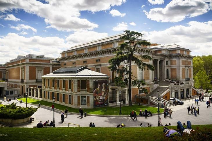 אתרים מומלצים במדריד: מוזיאון הפראדו