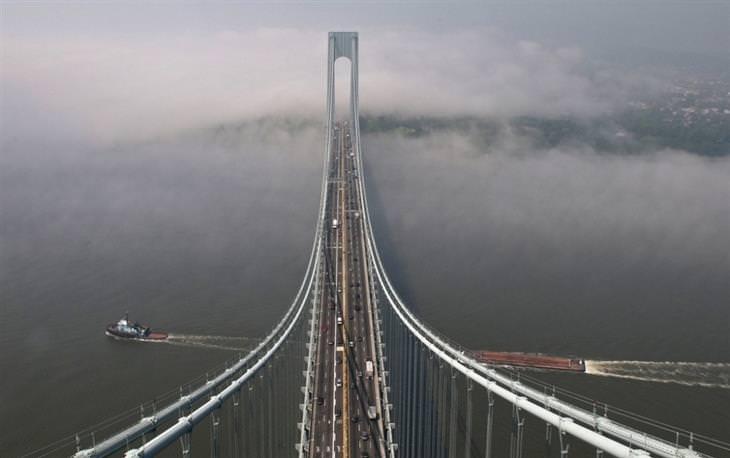 """גשר וראזאנו נארוז, ארה""""ב"""