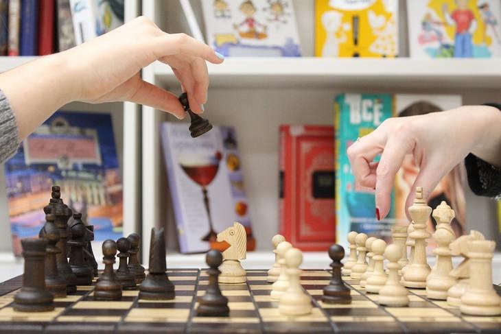 יתרונות בריאותיים של שסק: משחק שח מט