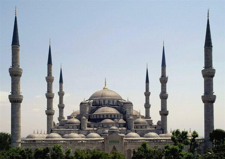 מסגד סולטן אהמט, איסטנבול, טורקיה
