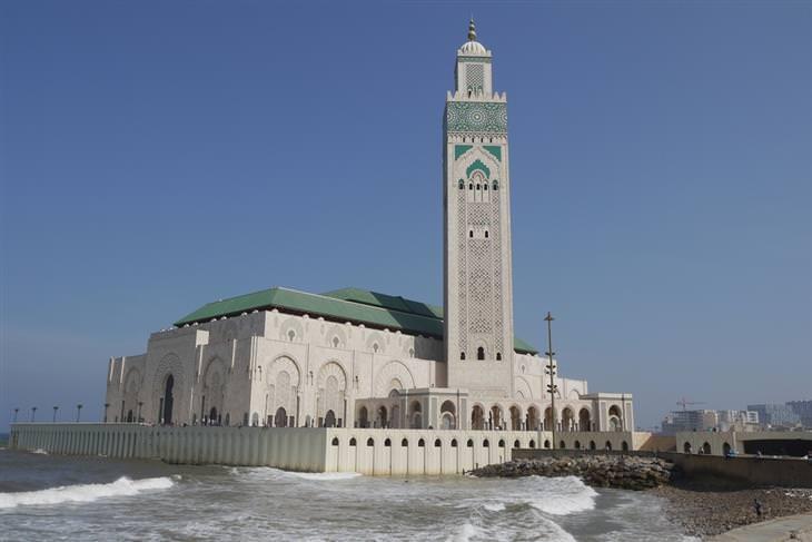 מסגד חסן השני, קזבלנקה, מרוקו