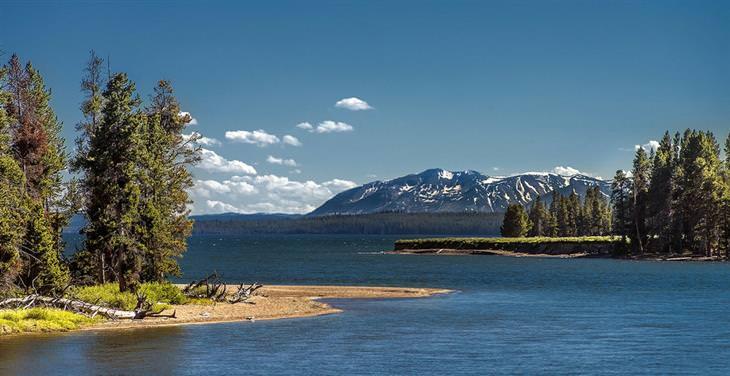 אגם ילוסטון