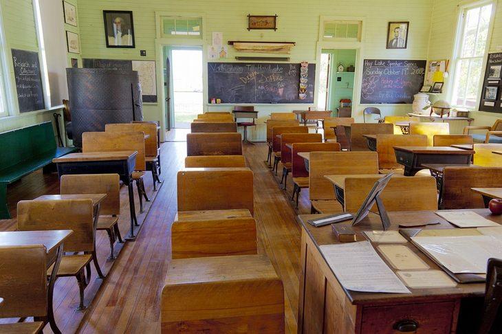כיתת לימוד ריקה