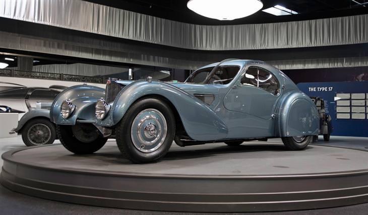 בוגאטי סוג 57SC משנת 1938