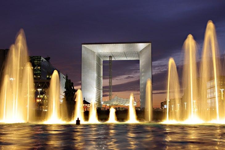 הקשת הגדולה, פריז, צרפת