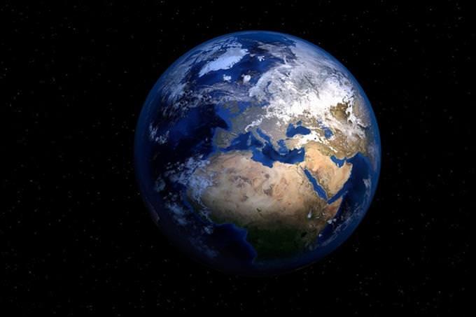 כדור הארץ במבט מהחלל