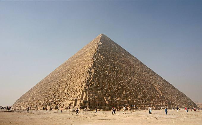 הפירמידה הגדולה בגיזה