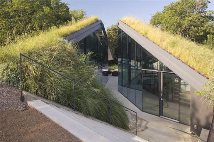 """בתים נסתרים מהעין: בית אדג'לנד שבטקסס, ארה""""ב"""