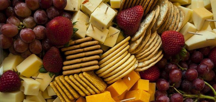 מאכלי קיץ - גבינות