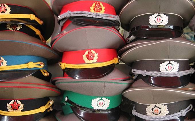 כובעי צבא של ברית המועצות