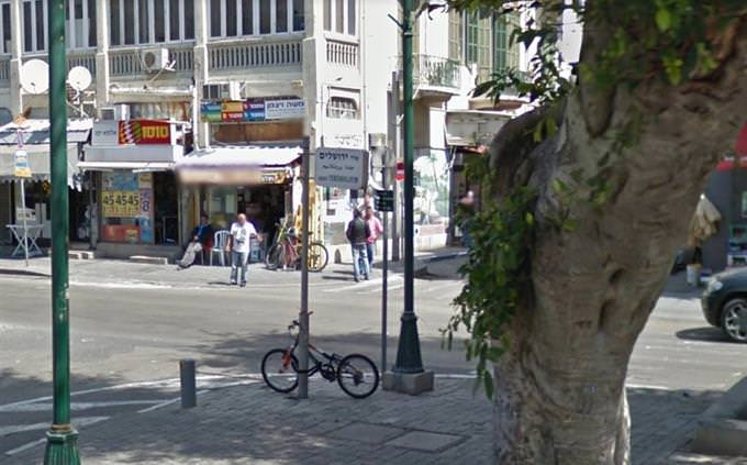 שמות רחובות: שדרות ירושלים ביפו