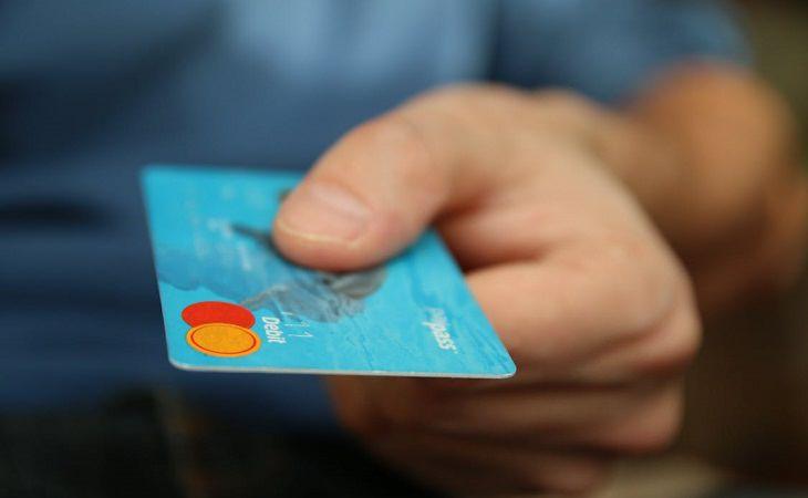 קניות באינטרנט - כרטיס אשראי