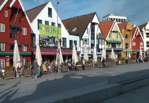 סרטון טיולים: בתים בנרווגיה