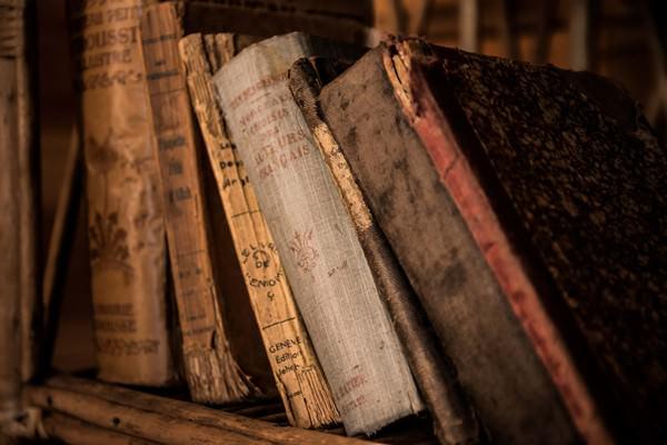 מידע מומלץ להורים - ספרים על מדף
