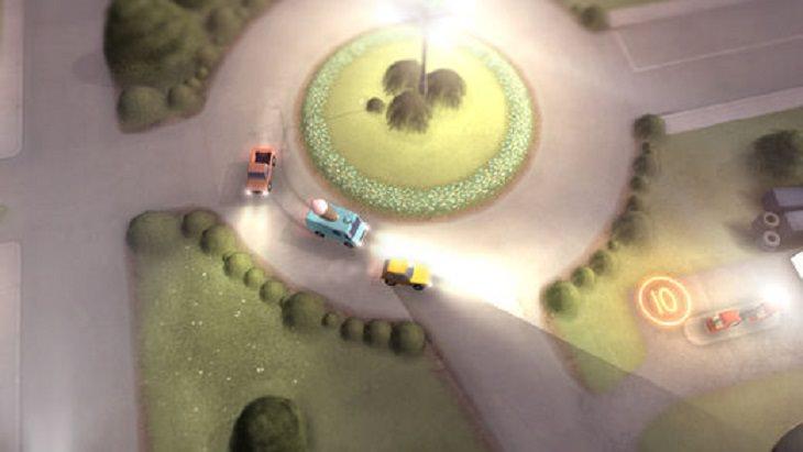 אפליקציות משחקים מומלצות: צילום מסך מתוך Does Not Commute