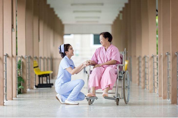 מכתב פרידה מרגש: עזרה לחולה