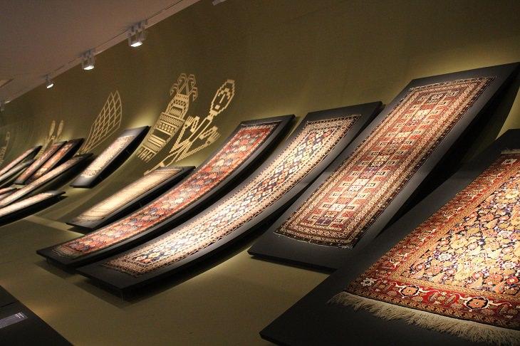 אטרקציות בבאקו: מוזיאון השטיחים