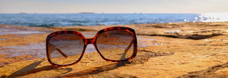 חפצים שיש להם תאריך תפוגה: משקפי שמש