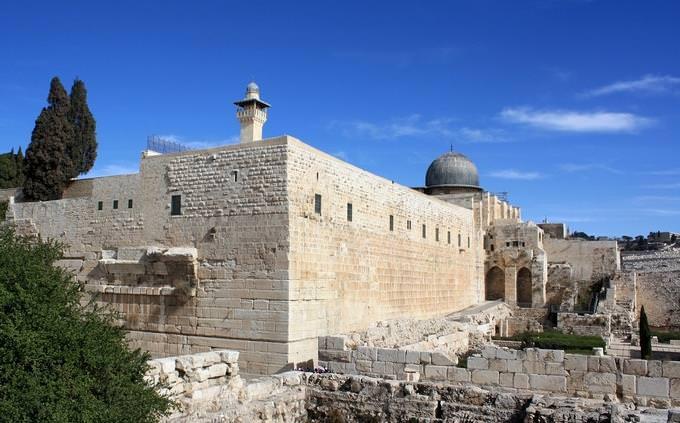 מבחן טריוויה: מבנים ירושלמיים עתיקים