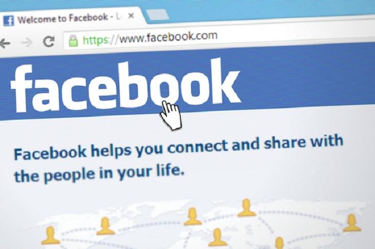 הגדרת עמוד החדשות בפייסבוק: כניסה לפייסבוק