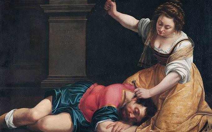 """חידון אישים בתנ""""ך: אישה מכה בגבר"""