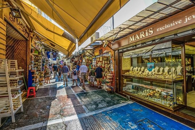 מבחן אישיות - מניע: שדרת חנויות
