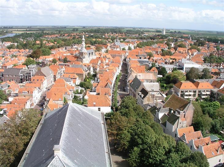 מקומות קטנים ומומלצים בהולנד: זיריקזיי