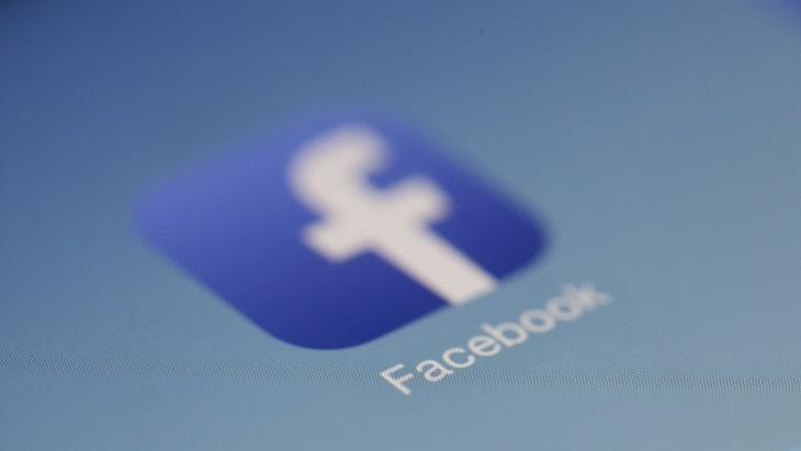 איך האלגוריתם של פייסבוק עובד: סמל פייסבוק