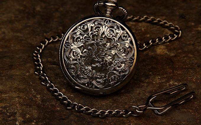 בחן את עצמך: שעון כיס עתיק