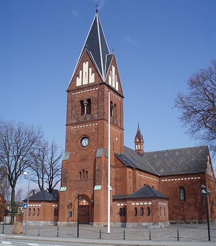 12 הערים המומלצות ביותר בדנמרק: הרנינג