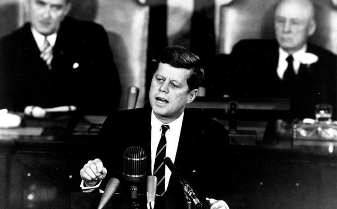 מבחן ידע כללי: ג'ון קנדי