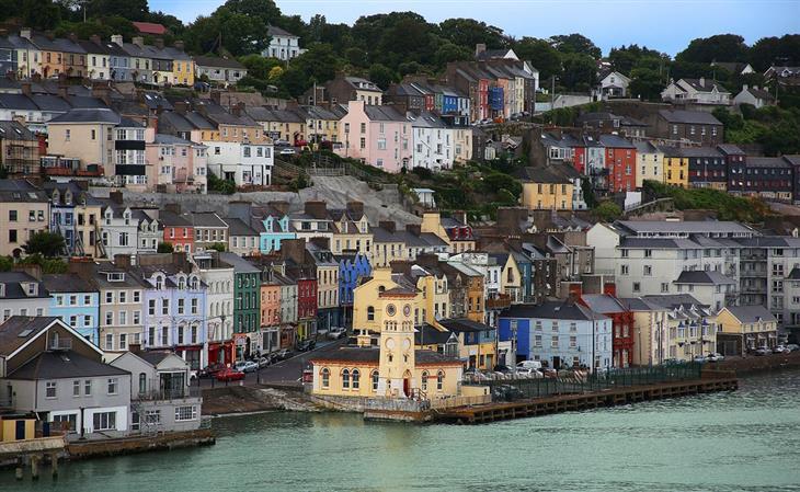 עיירות מומלצות באירלנד: קוו