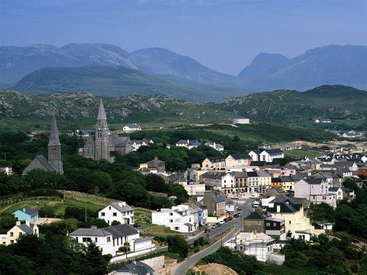עיירות מומלצות באירלנד: קליפדן