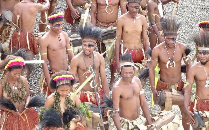 טריוויה היסטוריה: אנשי שבט