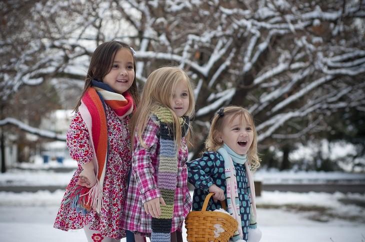 טיפים להורים למנוע הצטננות: ילדים בחורף