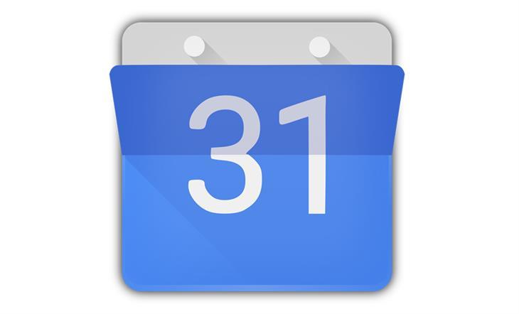 טיפים לשימוש ביומן גוגל: סמל של לוח שנה