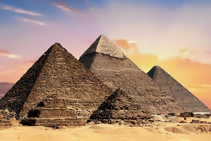בחן את עצמך: פירמידות